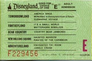 Disneyland Resort Duckipedia